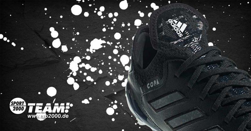 adidas Black Pack Fußballschuhe günstig kaufen | Sport 2000